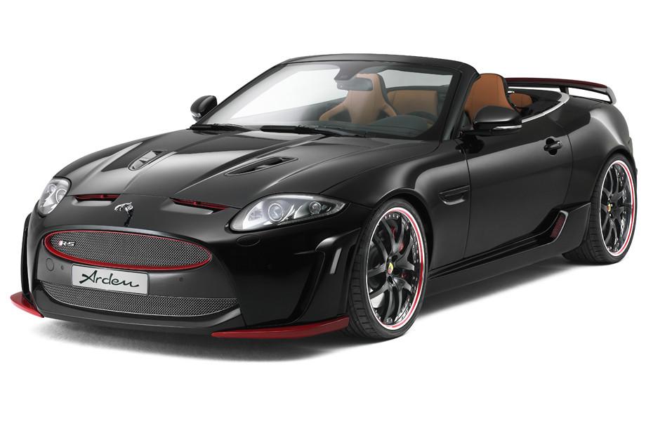 Arden Seitenschweller für Jaguar XKR 2006-2009 und XKR-S ab 2012