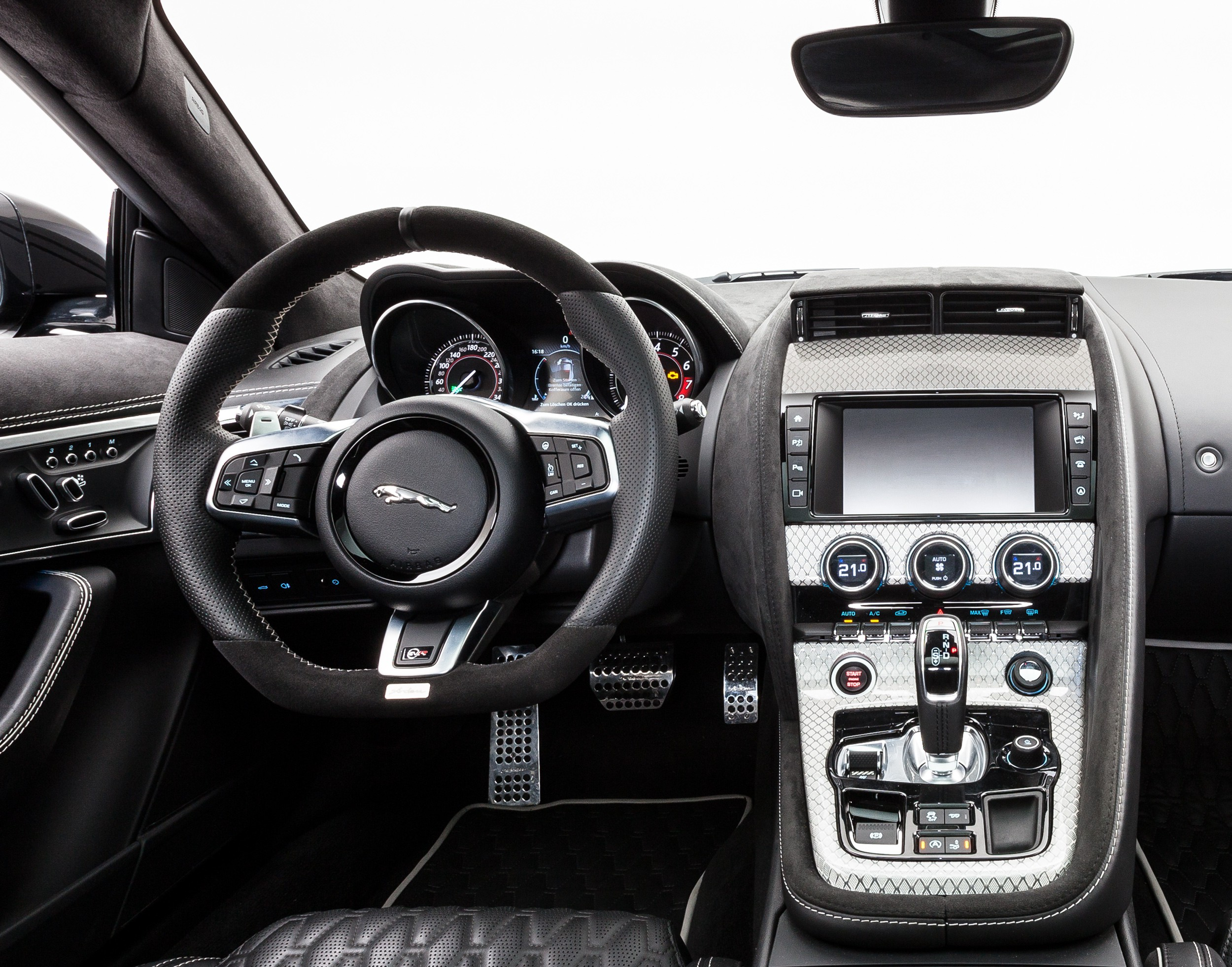 Arden Sportlenkrad Jaguar F-Type SVR