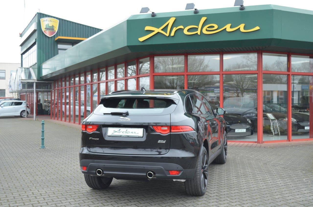 Arden Endblenden für Jaguar F-Pace, Satz