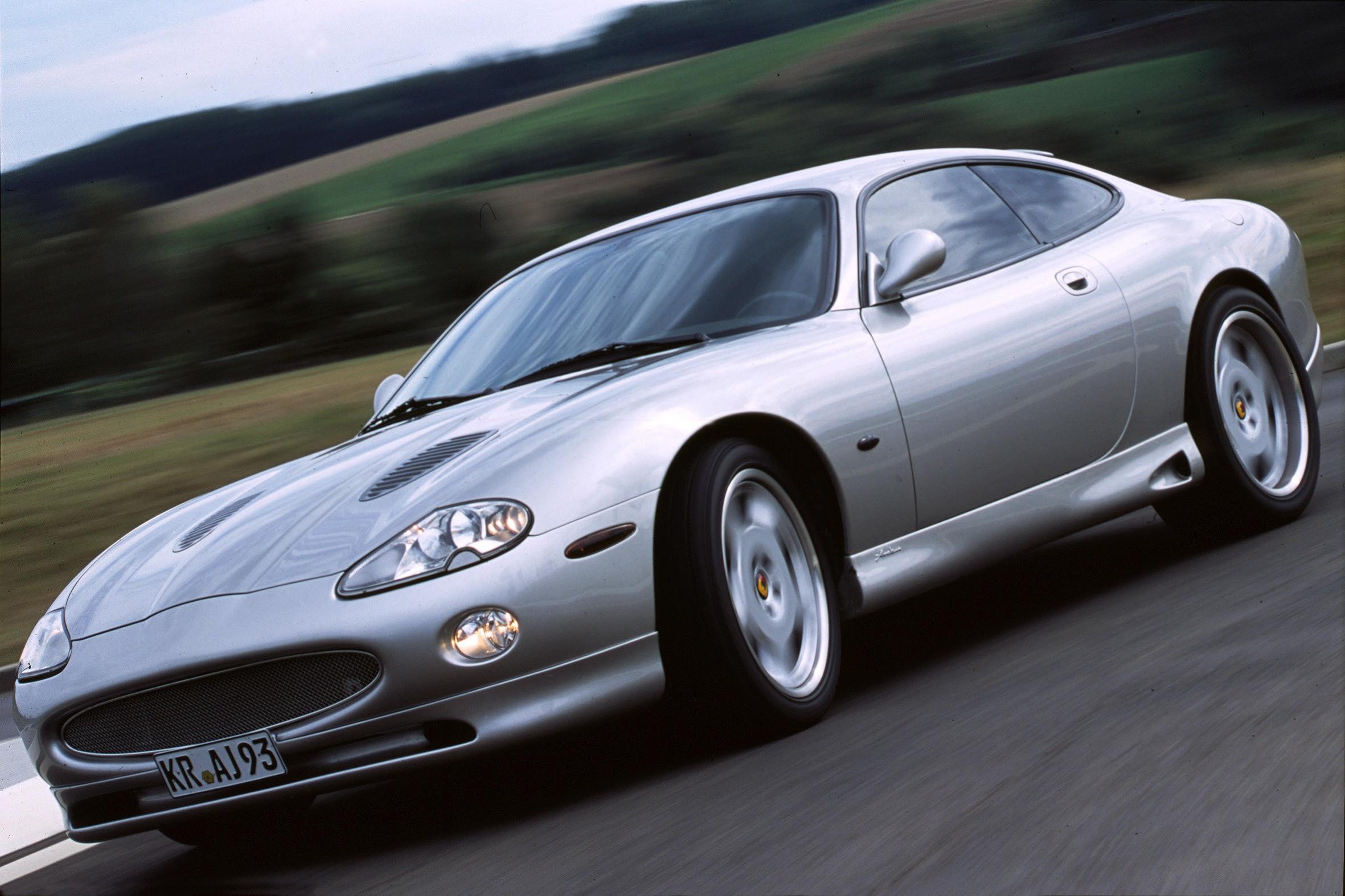 Arden Seitenschweller Satz, passend für Jaguar XK8 ab 2001