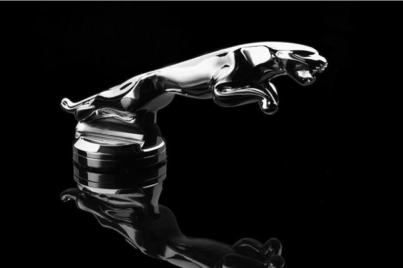 Arden Kühlerfigur für alle Jaguar Modelle