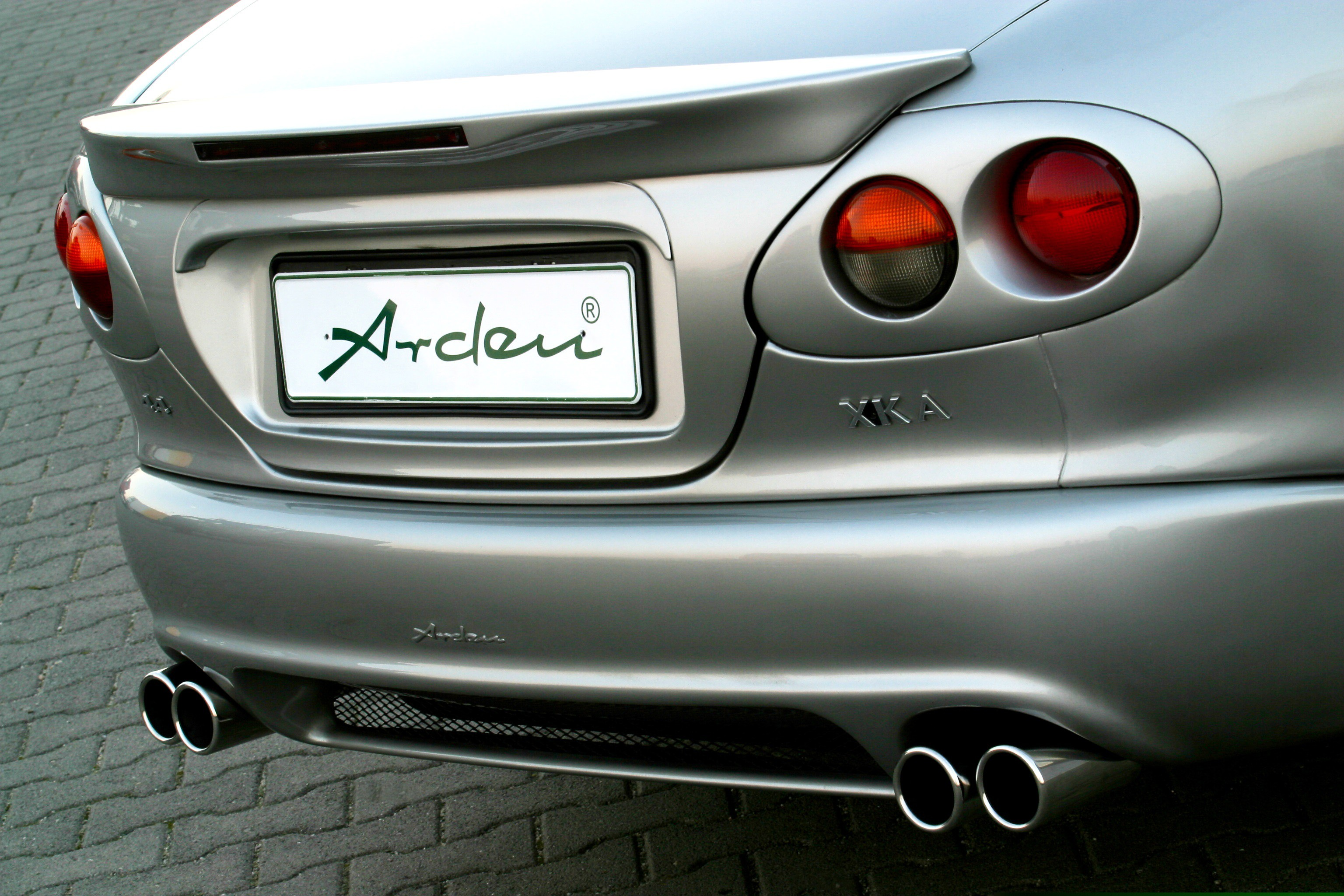 Arden Doppel-Rückleuchten für Jaguar XK8/XKR 1996-2005