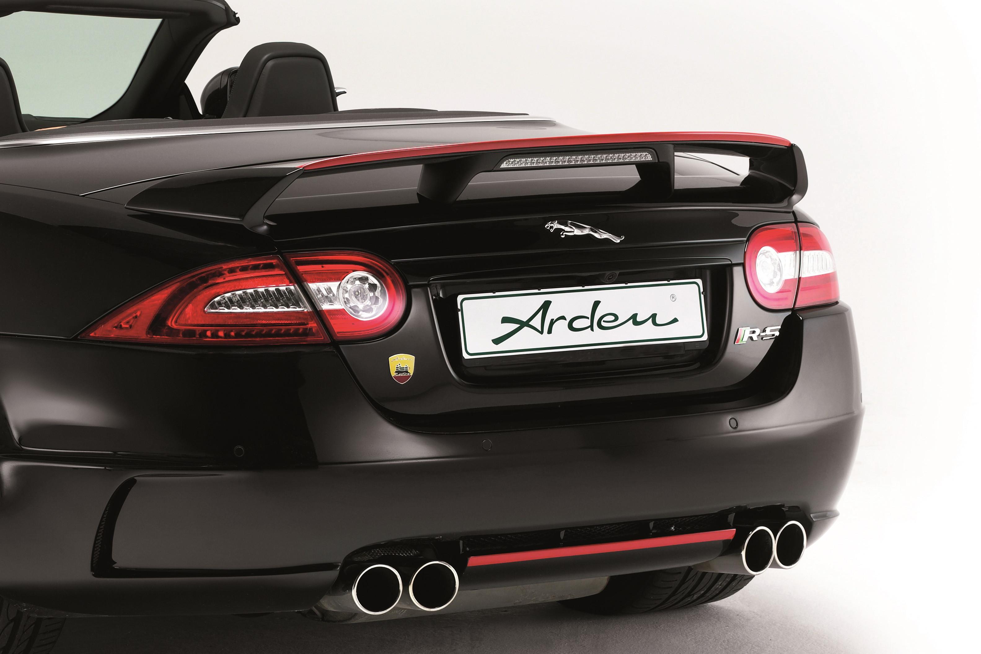 Arden Gurney Flap (Carbon) für Jaguar XKR-S ab 2012