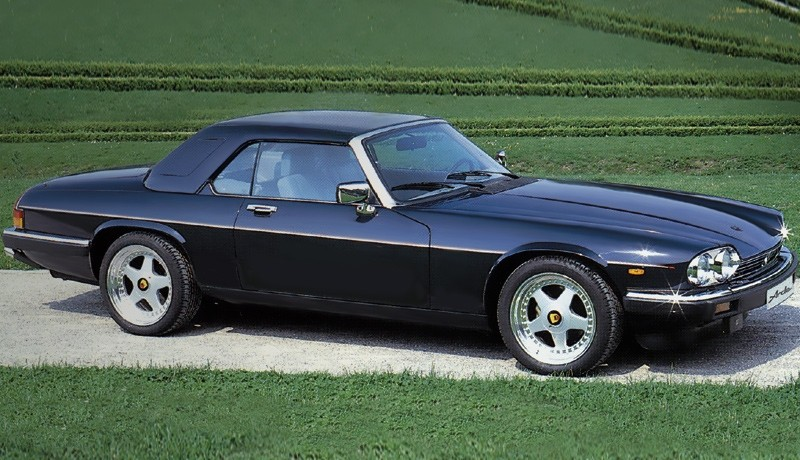 Arden Hardtop für Jaguar XJS Cabriolet 4.0l, 5.3l und 6.0l