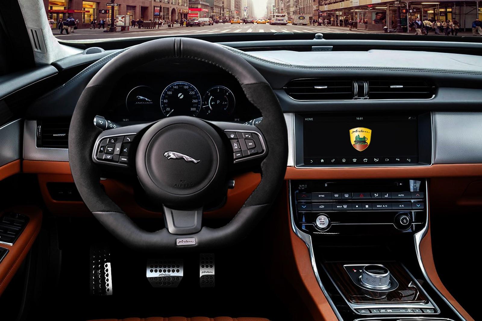 Arden Sportlenkrad für Jaguar XF