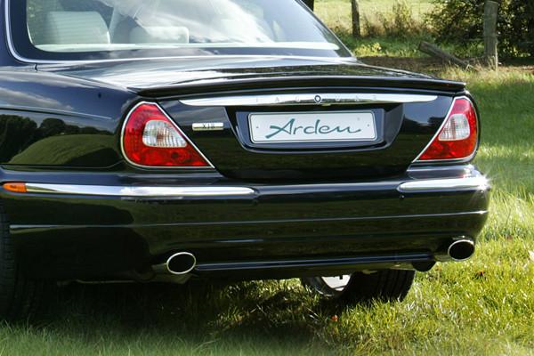 AAK 85140 - Arden Jaguar XJ350 Heckschürze (bis MY2008).jpg