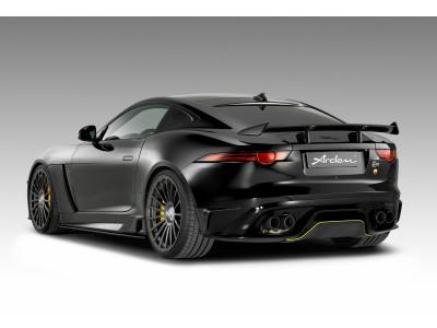 Arden seitliche Aufsätze für Jaguar F-Type; Satz ohne Lackierung