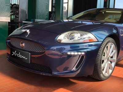 Arden XK/XKR MJ2010 Chromline-Set mit LED´s