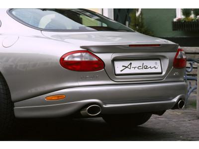 Arden Heckschürzenaufsatz für Jaguar XK8 bis MJ2000