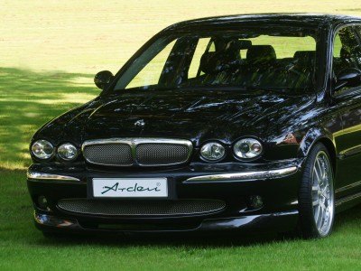 Arden Frontspoiler für Jaguar X-Type