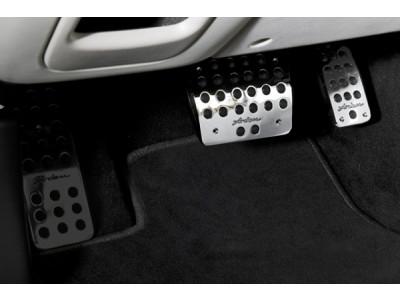 Arden Aluminium Pedalsatz, Automatikgetriebe für X-Type 2.0 2,5 und 3,0 Liter