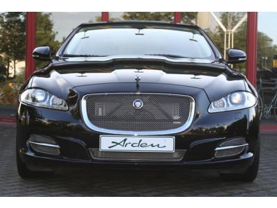 Arden 4-teiliger Edelstahl Gittersatz für Jaguar XJ 351 ab 2009