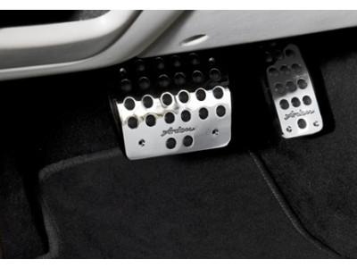 Arden Aluminium Pedalsatz