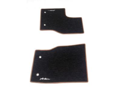 Arden Teppiche mit Keder aus Leder für Range Rover (Sport)