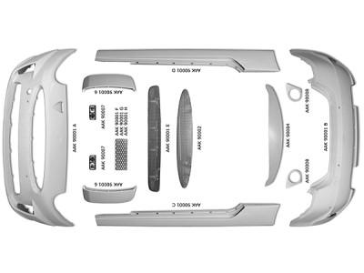 AAK 91000 - Arden Jaguar XKR AJ20 Wild Cat Komplett-Kit (Ãœbersicht).jpg