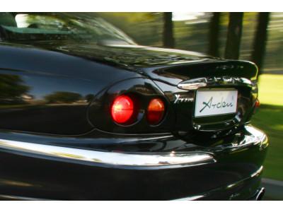 Arden Heckspoiler ab für Jaguar X-Type MJ 2004