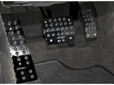 Arden Aluminium Pedalsatz für Range Rover Sport LS