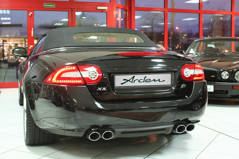 Arden Complete High Performance Exhaust System XK/XKR