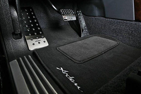 Arden floor mats with Arden Logo for Jaguar X-Type