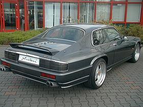 Arden Aerodynamic rear bumper for Jaguar XJS