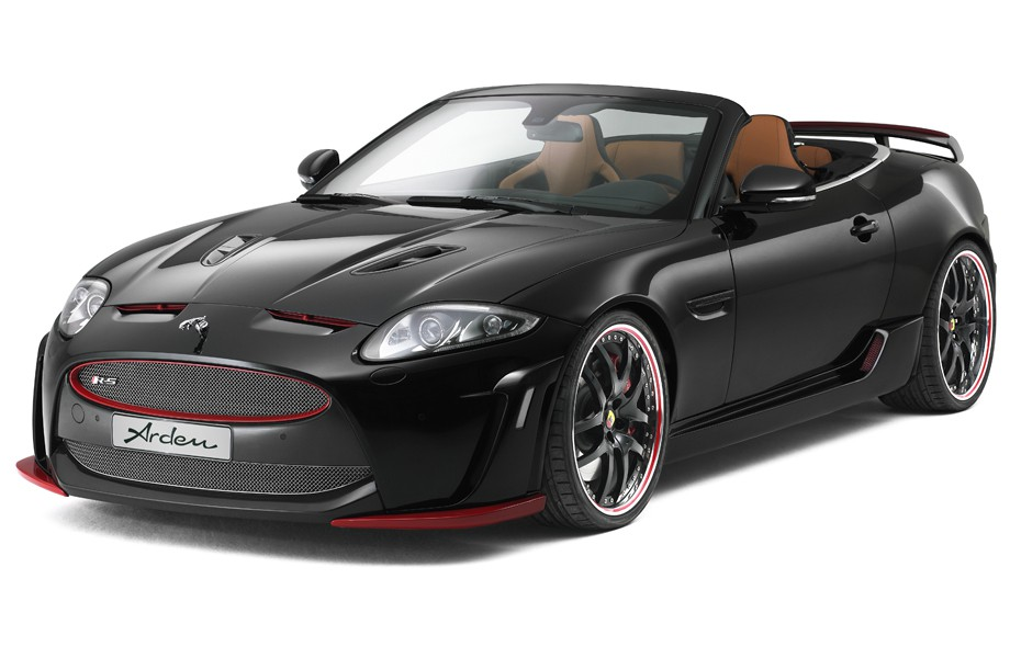 Arden Side Skirts for Jaguar XKR 2006-2009 and XKR-S from 2012