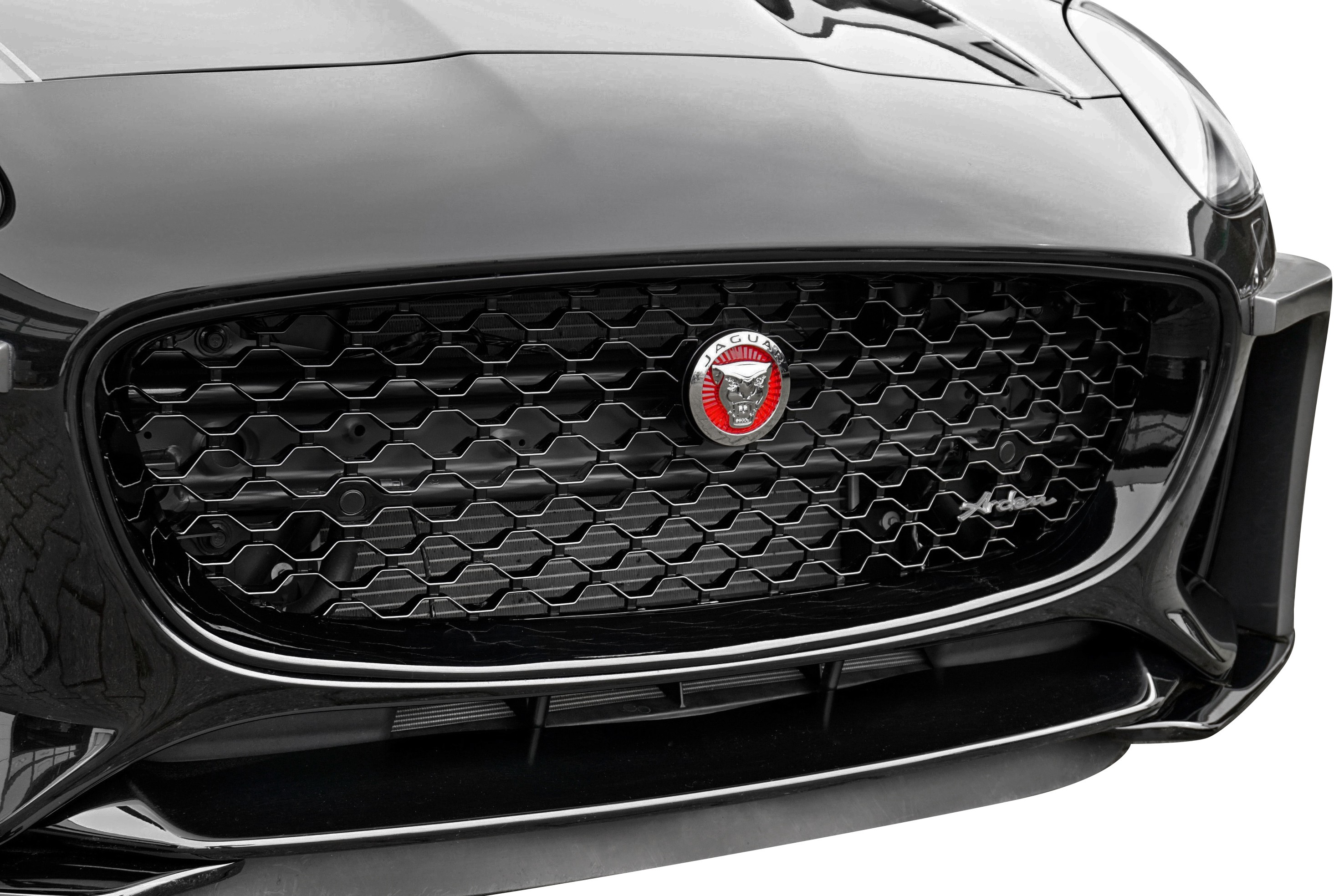 Arden Radiator Grille for Jaguar F-Type and F-Type SVR