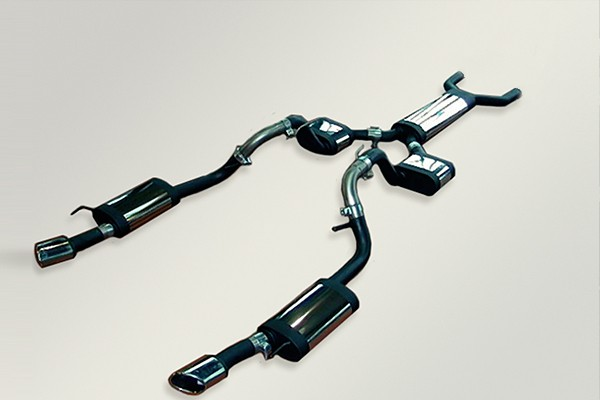 Arden Sport Exhaust System (2-pipes) for Jaguar XK8 4.0/4.2 and XK-R