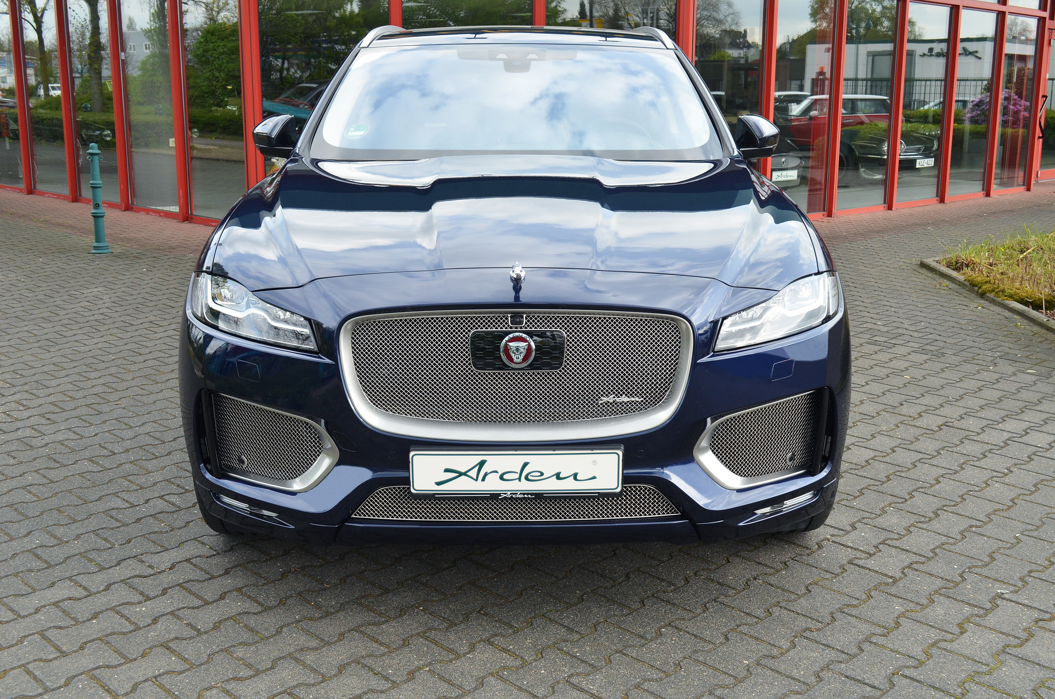 Arden Radiator Grille SET (F-Pace S)