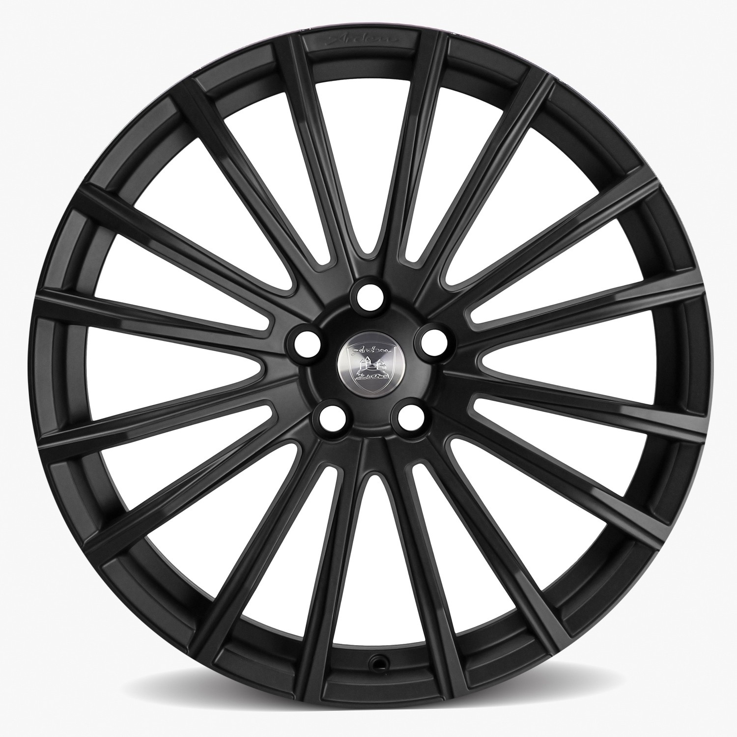 "Arden DAKAR III Wheel in 10 x 22"" Matte Black for Jaguar SUV and Land Rover"