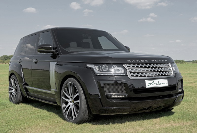 Arden AR9 Wide Body-kit for Range Rover LG (from year built 2013-2018)