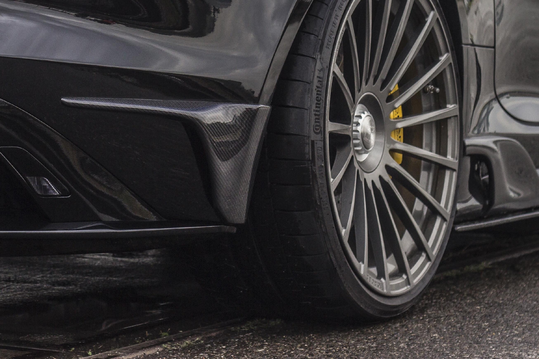 Arden F-Type Rear Add-Ons (Carbon Fiber)