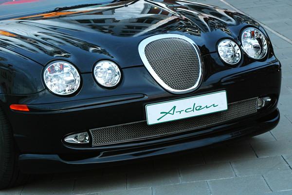 AAK 70100 - Arden Jaguar S-Type (ausser R) Frontspoiler (bis MY2004).jpg