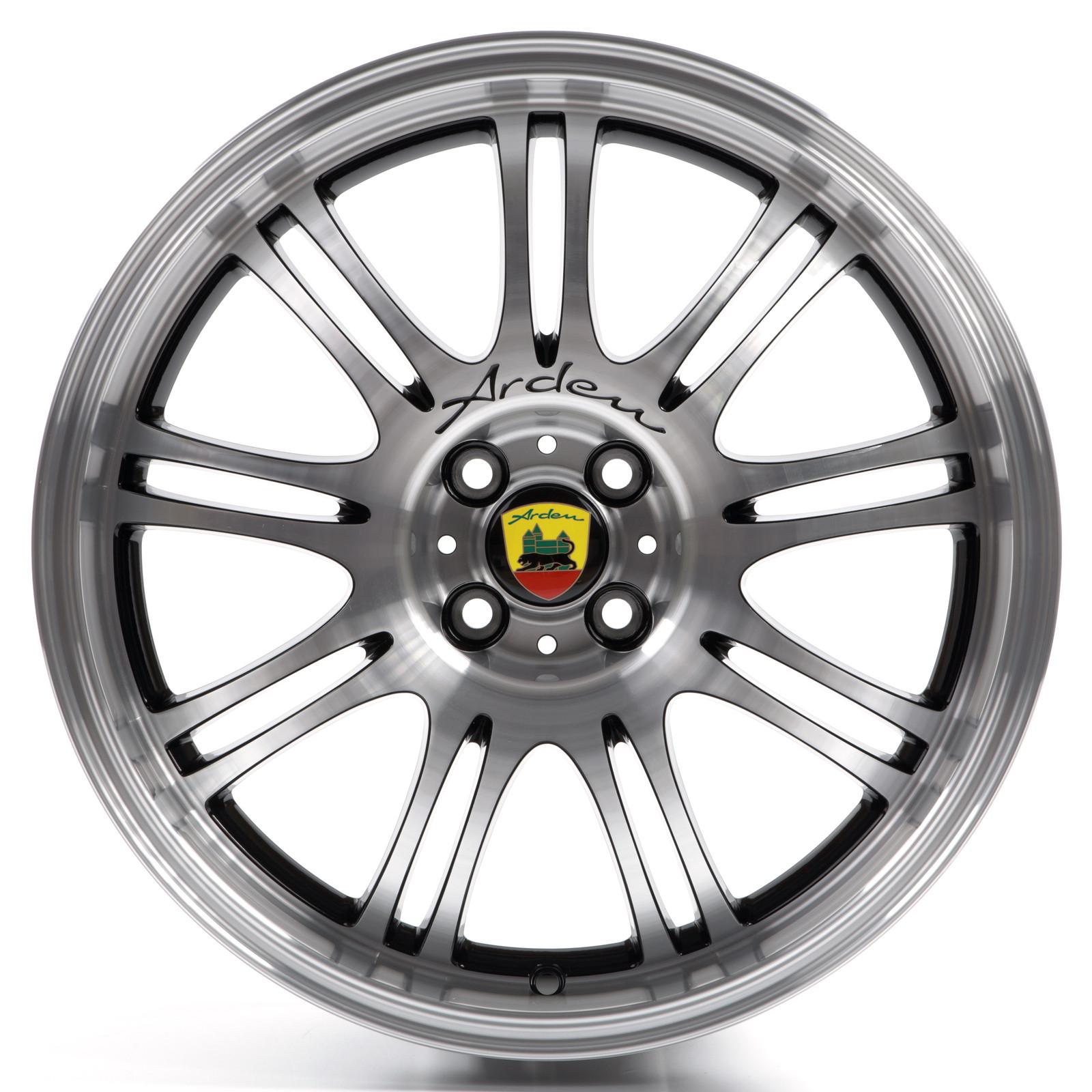 """8 x 18"""" Challenge II wheel"""