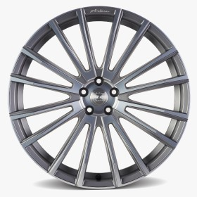 "Arden DAKAR III Wheel in 10 x 22"" Grey/Silver for Jaguar SUV and Land Rover"