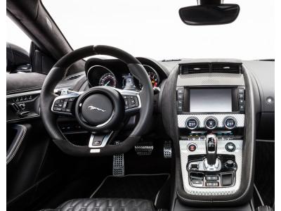 Arden Sport Steering Wheel for Jaguar F-Type SVR