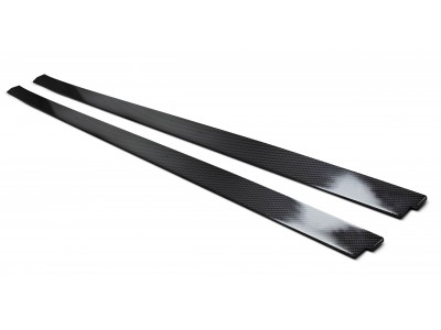 Arden Side Skirt Add-On Carbon Fiber for Jaguar F-Type