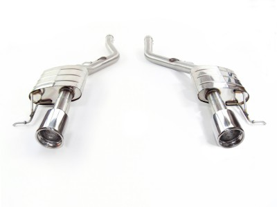 Arden Sport Rear Muffler 2-Pipe (35t / S) for F-Pace 35t and F-Pace S