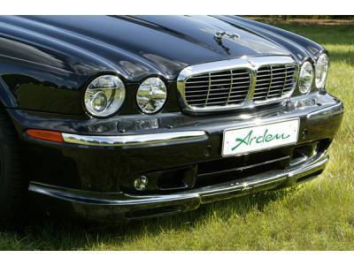 Arden frontspoiler for X 350