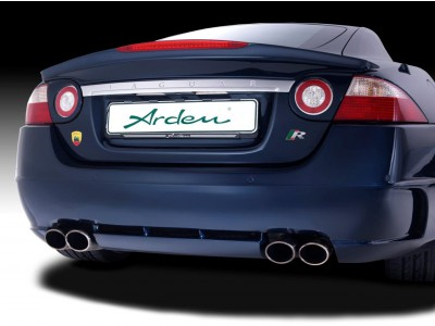 Arden AJ20 Rear Bumper Kit for XKR / XKR-S