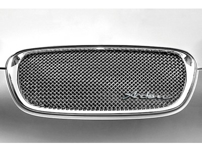 Arden Stainless Steel Radiator Grille for Jaguar XF X25 from 2010