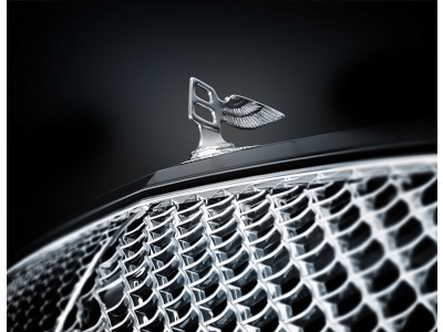 Arden Bonnet Mascotl Flying B for Continental Flying Spur