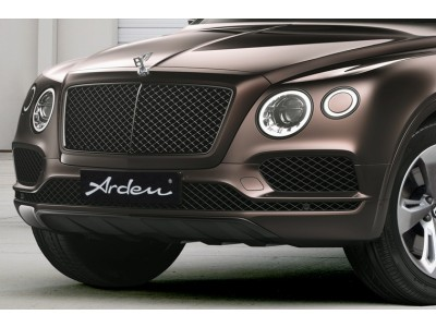 Arden security system with Original Flying-B for Bentayga from MY 2016
