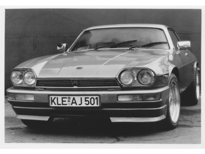 Arden Front Bumper for Jaguar XJS