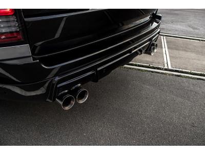 Arden Rear Bumper