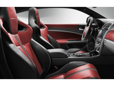 Arden Custom Interior for XKR-S from 2012