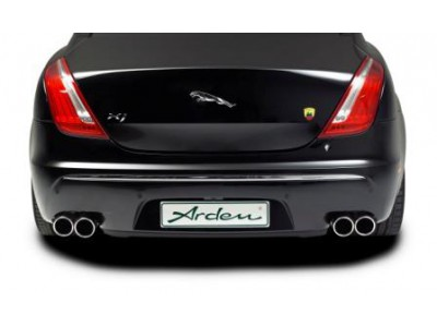 Arden Sport Rear Mufflers for XJ X351 3,0 Diesel