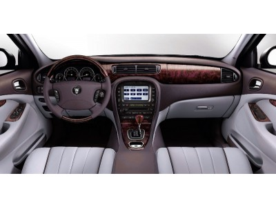 Arden leather upholstery for dashboard - complete