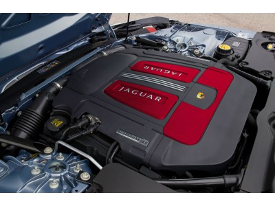 Arden Power Increase for 3.5 258 HP (+15 HP) for Jaguar XJ 350/358