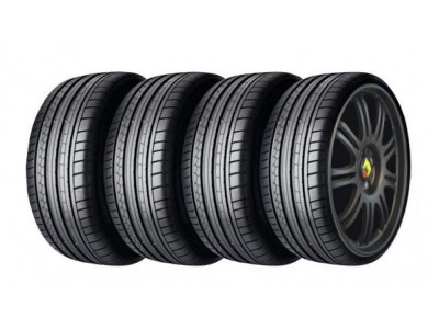 Sporty Winter: Challenge II black-matt complete wheel set MINI