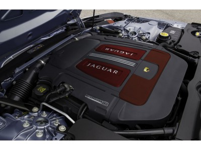 Arden Power Increase for 5.0 SC 510 HP (+45 HP) Jaguar XF (from 2010) XJ 351